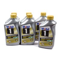 Mobil 1 Motor Oil - Extended Performance - 10W30 - Synthetic - 1 qt - Set of 6