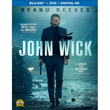 Static Wick - John Wick (Blu-ray)