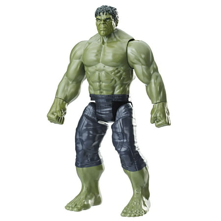 - Marvel infinity war titan hero series hulk with titan hero power fx port