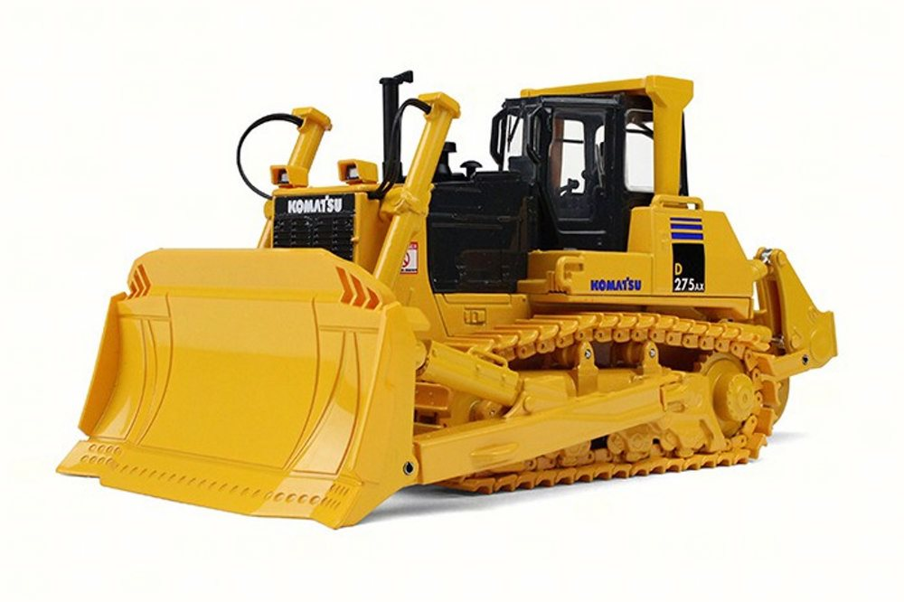 Komatsu D275AX-5 Sigmadozer w  Ripper First Gear 50-3341 1 50 Scale Diecast Model Toy Car by First Gear