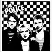 Police - Sticker