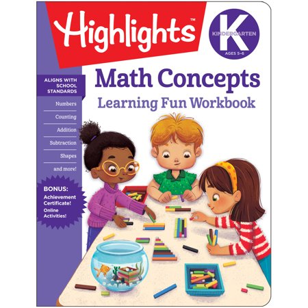Kindergarten Math Concepts - Kindergarten Math Activities