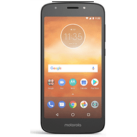 US Cellular Motorola Moto E5 Play 16GB Prepaid Smartphone, Black