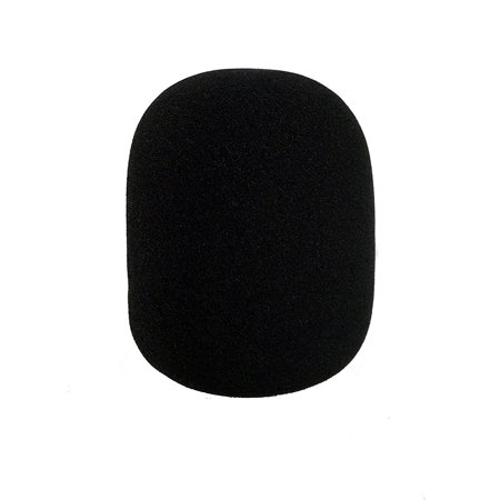 Tetra-Teknica Essentials Series XLWS-1P Extra Large Microphone Windscreen for Blue Yeti, MXL, Audio Technica, and Other Large USB Microphones , Color