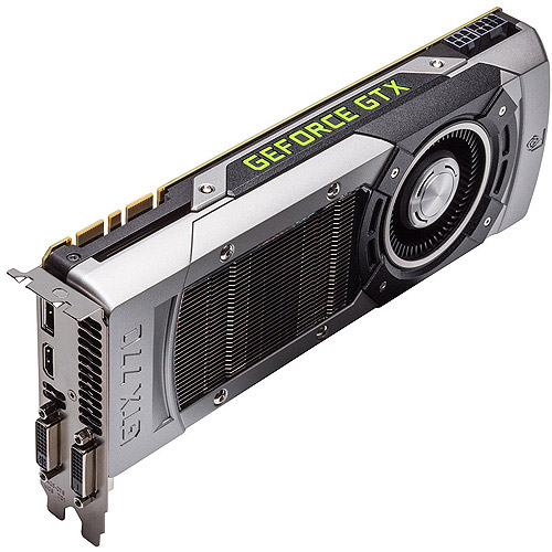 NVIDIA GeForce GTX 770 2GB Graphics Card (Bundle Component)