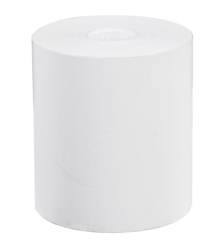 NCR Paper Thermal Receipt Paper, 3-1/8in x 230' Roll, 50/pack