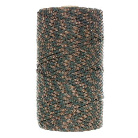 Us Military Specs - GOLBERG 550lb Parachute Cord Paracord - 100% Nylon USA Made Mil-Spec Type III Paracord - Used by the US Military - Multiple Colors & Lengths Available