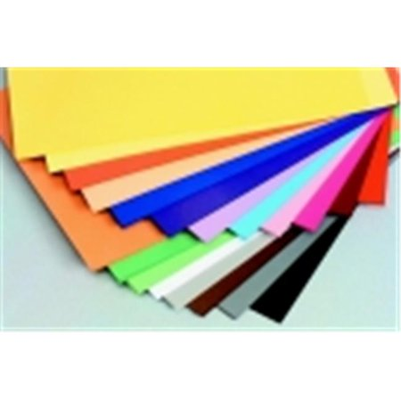 Colored Construction Paper (Colored Construction Paper, Pack -)