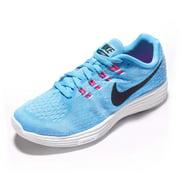 pretty nice a0cd4 ce489 Nike Women s Lunartempo 2 Gamma Blue Black-White-Pink Blast Ankle ...