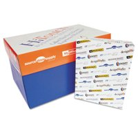 HiTouch Copy Paper 8.5 x 11, 20lb/92 Bright, 5000 Sheets – SPZMOP8511