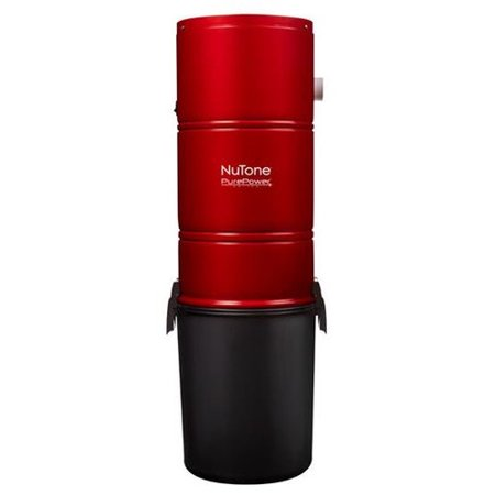 NuTone PP600 PurePower Series 600 Air Watt Central Vacuum Power Unit with ULTRA Silent?