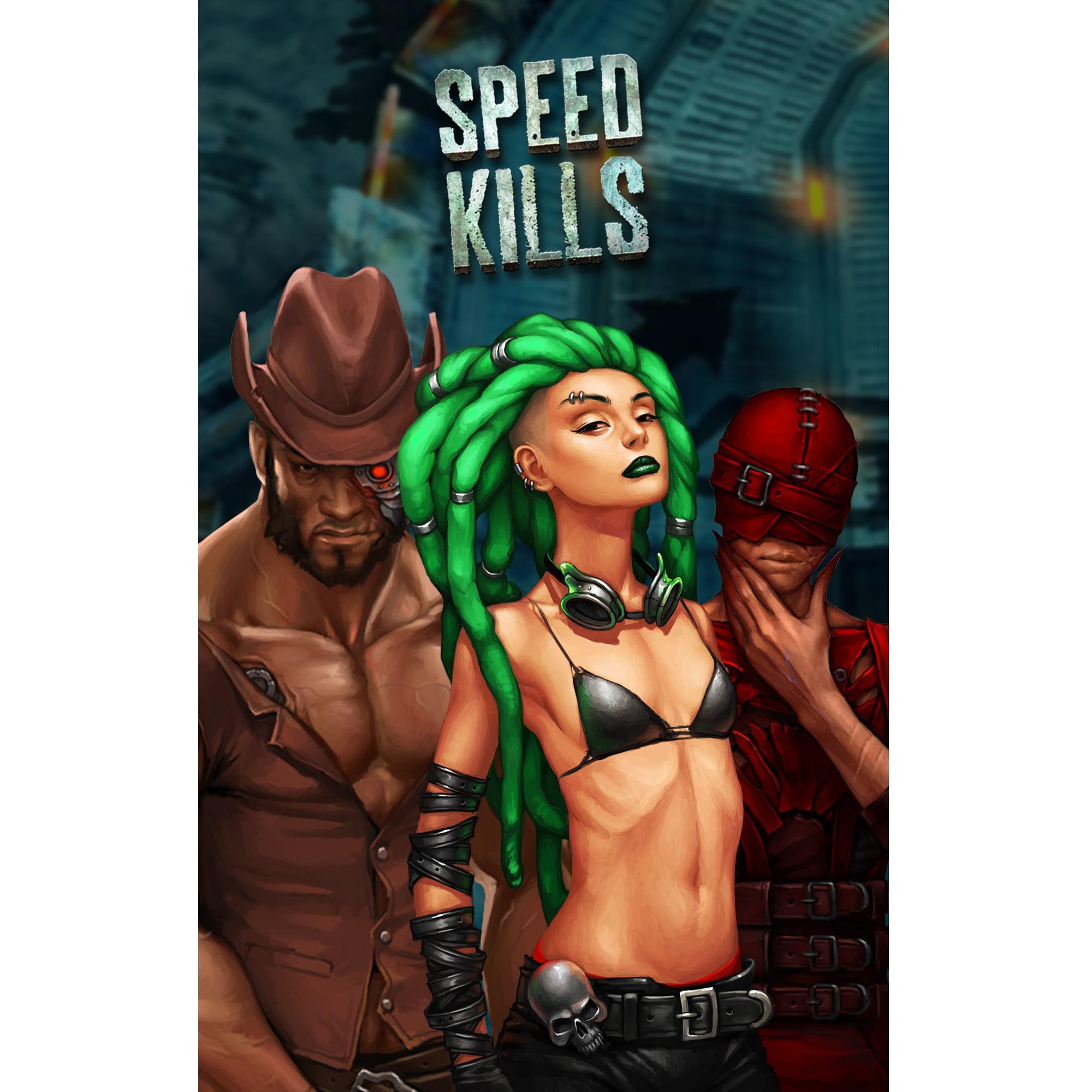 Speed Kills (PC)(Digital Download)