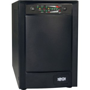 Tripp Lite SmartOnline 120V 750VA 600W Double-Conversion Tower UPS