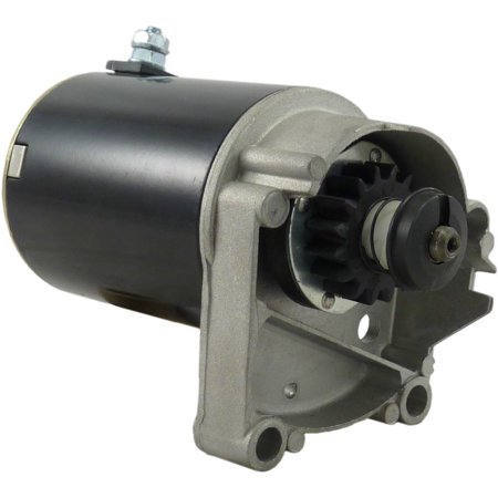 Twin Power Starter (New Starter Briggs and Stratton 14,16,18 HP 497596 V Twin 393017 LG497596)