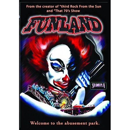 Funland (DVD) - Halloween Simpsons Episodes Online