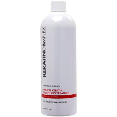 Keratin Complex Natural (Keratin Complex Natural Keratin Smoothing Solution16)