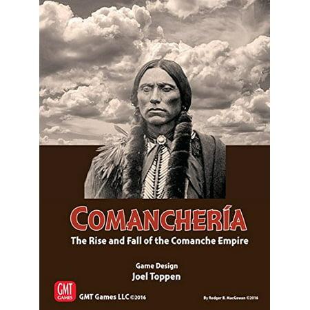 Comancheria  The Rise And Fall Of The Comanche Empire