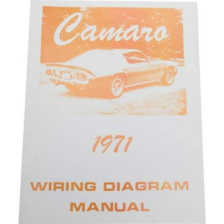 Peachy Jim Osborn Mp0161 71 Camaro Wiring Diagrams Walmart Com Wiring Database Gramgelartorg