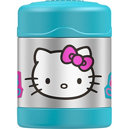 Thermos F3004hk6m Hello Kitty Funtainer Food Container - Hello Kitty Themes