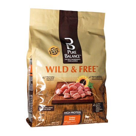 Pure Balance Cat Food Wild
