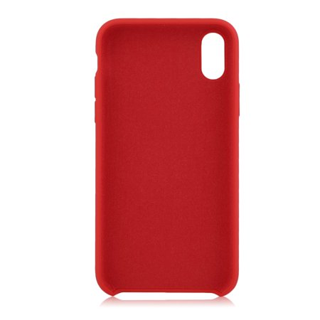 Cool TPU Incoming Call LED Blink Transparent Back Case Cover