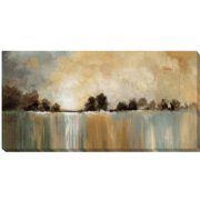 Artistic Home Gallery 'Arrival' by Cat Tesla Painting Print on Wrapped Canvas