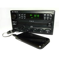 Product Image Ford Ranger 2000 2003 Am Fm Cd Radio W Aux Mp3 3 5mm Ipod Input