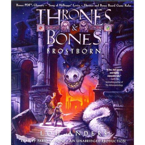 "Frostborn: Bonus Pdf: Glossary, Song of Helltoppr"" Lyrics, Thrones and Bones Board Game Rules"