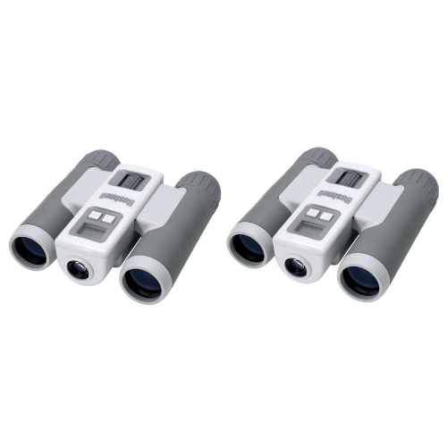Bushnell ImageView 10x25mm SD Slot (2-Pack) Binoculars wi...