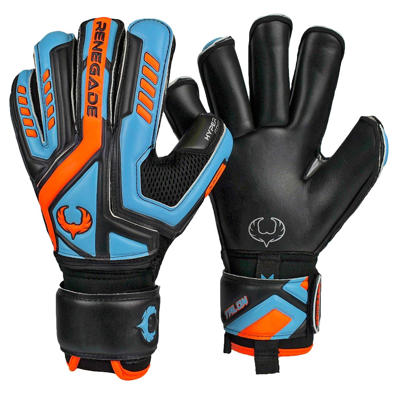 Renegade GK Talon Soccer Goalie Gloves with Removable Pro ...