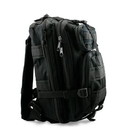 aa70e593f541 Men Women Unisex Vintage Canvas Rugged Utility Camping Travel Hiking  Backpack Satchel Military Shoulder School Bag Messenger Sports Rucksack -  Khaki ...