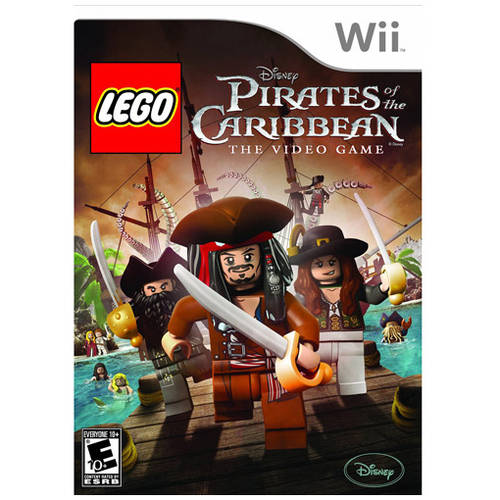 Lego Pirates Of The Caribbean: (Wii) - Pre-Owned