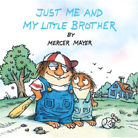 Just Me and My Little Brother (Little Critter) (A Poem To My Brother In Jail)
