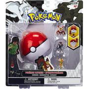 Pokemon Series 3 Catcher Zoroark, Darmanitan & Scraggy Figure 3-Pack
