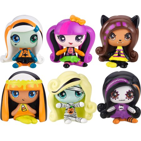 Monster High Minis Season 1 Halloween Mystery Pack