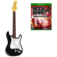 Rock Band 4 Wireless Guitar Bundle - Xbox One