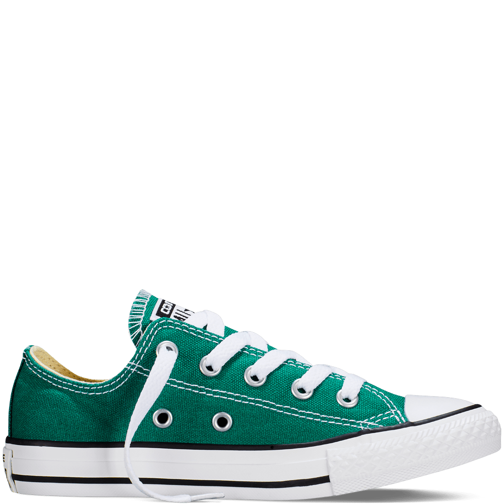 Converse Little Kid's Chuck Taylor All Star Low Top Shoe by Converse