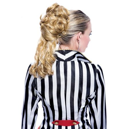 Amelie Ponytail Bd French - Halloween Town French