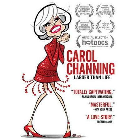 Carol Channing: Larger Than Life (Vudu Digital Video on
