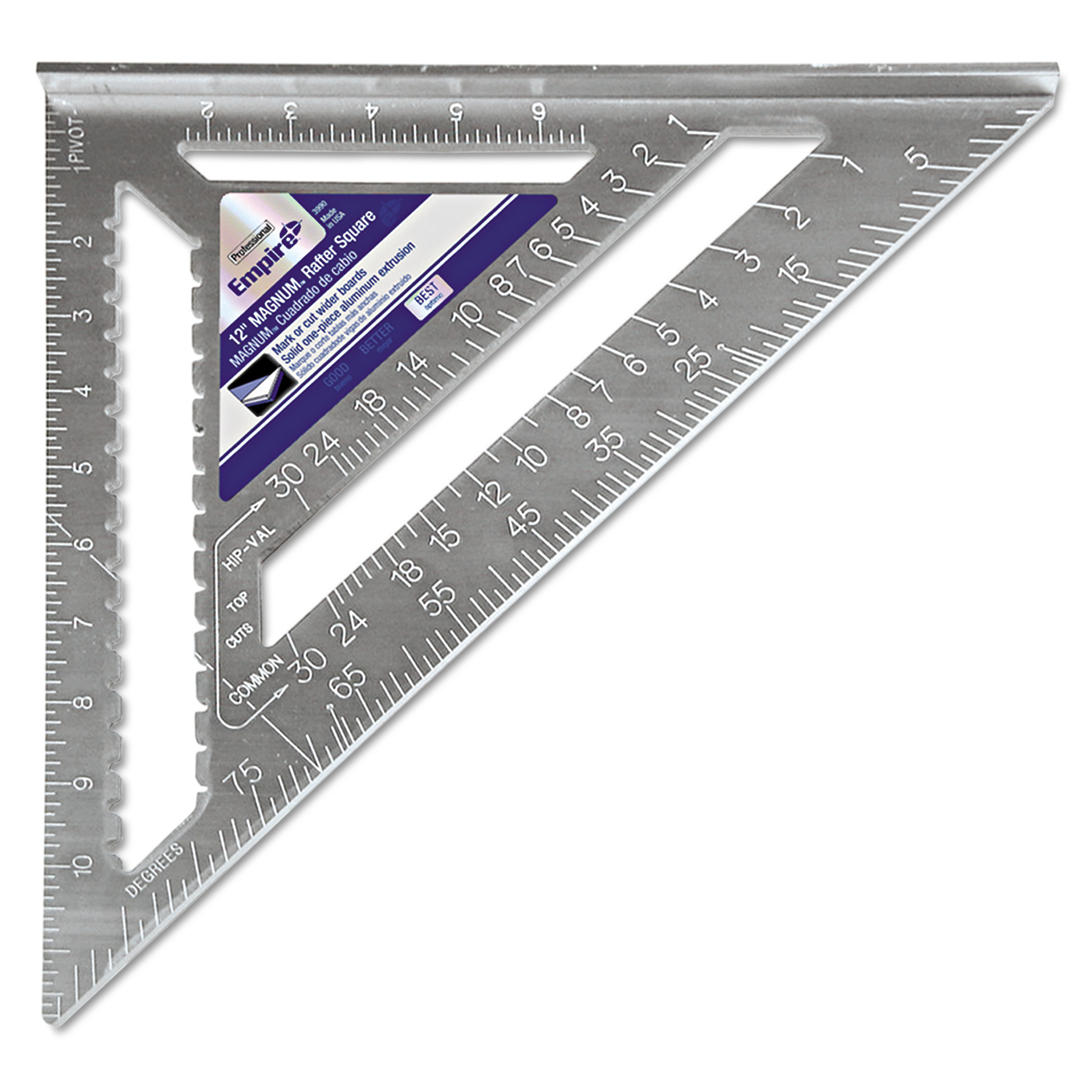 Empire 12 in. Heavy-Duty Magnum Rafter Square by EMPIRE LEVEL INCORPORATED