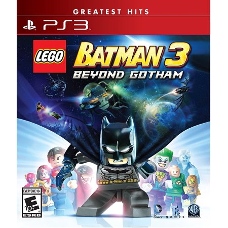 LEGO Batman 3: Beyond Gotham - PlayStation 3 - Lego Crazy Contraptions