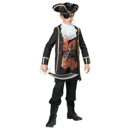 Boys Captain Scurvy Costume for $<!---->