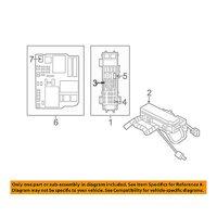 CHRYSLER OEM Fuse Relay-Mini Fuse ATM2
