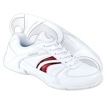 Chasse Flip IV Cheerleading Shoes - White Cheer