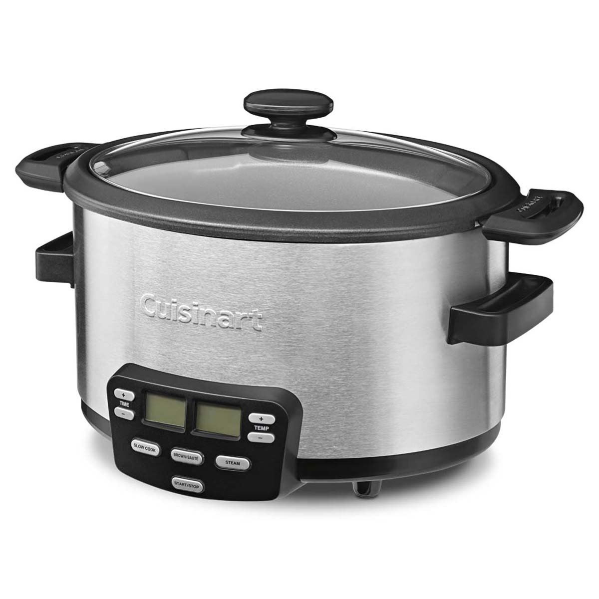 Cuisinart 4 Quart Cook Central Programmable Slow Cooker (Certified Refurbished)