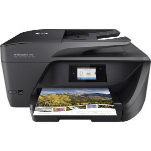 HP Officejet Pro 6968 Inkjet Multifunction Printer Plain Paper Print by Hewlett-Packard Print