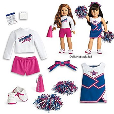American Girl Truly Me 2-in-1 Cheer Gear Cheerleading Outfit](Cheerleading Outfits Australia)