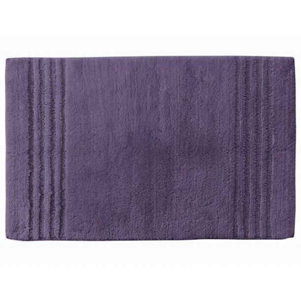 Simply Vera Plush Bath Rug Blue