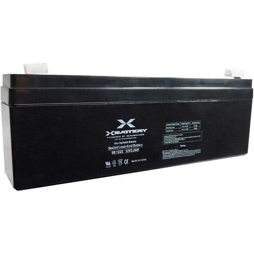 Schumacher Electric 12V 2.2AH Battery
