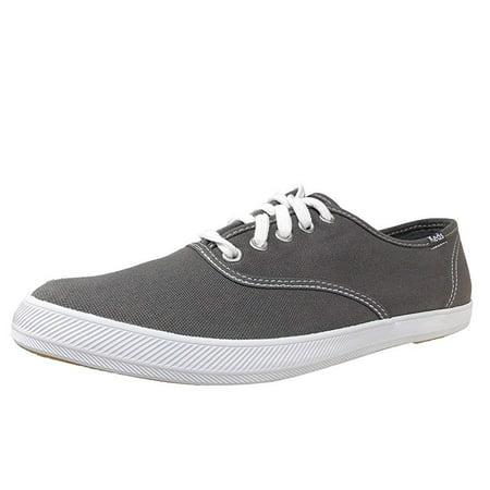 7d6bbac7959 Keds - Keds Mens Champion Original Grey Sneaker - 7.5 - Walmart.com
